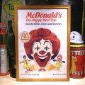 アメリカンレトロポスター(額入り) マクドナルド McDonald's