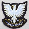 ミリタリーワッペン German Spirits ドイツ軍 *メール便可