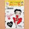ステッカー/シール ベティブープ Betty Boop(モンロー) *メール便可