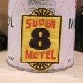 ロゴワッペン スーパーエイトモーテル Super 8 Motel *メール便可