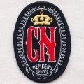 ワッペン エンブレム CN Members Only *メール便可