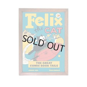 画像1: アメリカンレトロポスター(額入り) フィリックスザキャット Felix The Cat