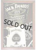 アメリカンレトロポスター(額入り) ジャックダニエル Jack Daniel's