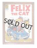 アメリカンレトロポスター(額入り) フィリックスザキャット Felix The Cat