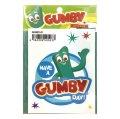 ステッカー/シール GUMBY/ガンビー HAVE A GUMBY DAY! *メール便可
