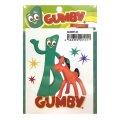 ステッカー/シール GUMBY/ガンビー GUMBY and POKEY *メール便可