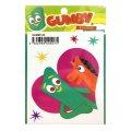 ステッカー/シール GUMBY/ガンビー GUMBY and POKEY(HEART)*メール便可