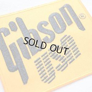 画像2: ロゴワッペン ギブソン Gibson USA*メール便可
