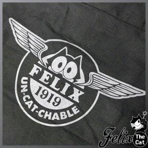 画像2: Felix UCC Work Shirt Black/フィリックス UCC ワークシャツ ブラック/Wing/ウイング