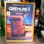他の写真1: アメリカンレトロポスター(額入り) グレムリン Gremlins