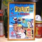 他の写真1: アメリカンレトロポスター(額入り) フィリックスザキャット Felix The Cat