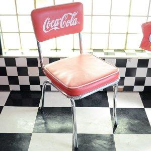 画像1: [送料無料] チェア コカコーラ Coca-Cola 椅子