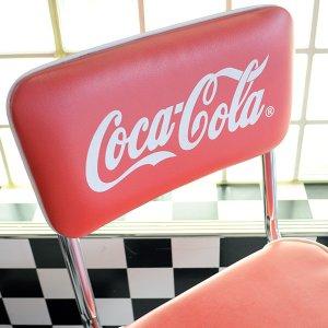 画像2: [送料無料] チェア コカコーラ Coca-Cola 椅子