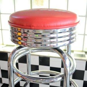 画像3: [送料無料] ハイスツール コカコーラ Coca-Cola 椅子