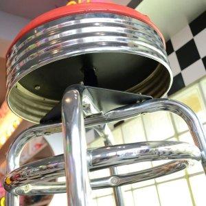 画像4: [送料無料] ハイスツール コカコーラ Coca-Cola 椅子