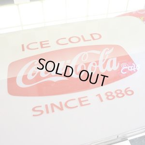 画像2: [送料無料] ダイナーテーブル コカコーラ Coca-Cola 机