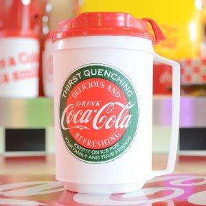 画像1: コンボマグ/缶ホルダー コカコーラ Coca-Cola(Thirst) アメリカ製