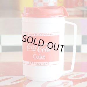 コンボマグ/缶ホルダー コカコーラ Coca-Cola(Refreshing) アメリカ製