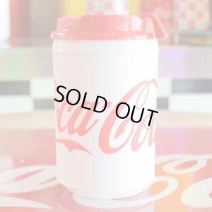 画像2: コンボマグ/缶ホルダー コカコーラ Coca-Cola(Logo) アメリカ製