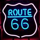 他の写真2: [送料無料] ネオンサイン Route66 ルート66 アメリカン
