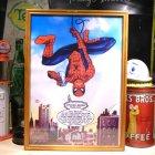 他の写真1: アメリカンレトロポスター(額入り) スパイダーマン Spider-Man