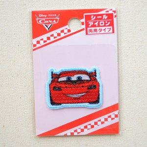 画像4: シールワッペン ディズニーシリーズ CARS/カーズ (正面) * メール便可  [MY304-MY263]