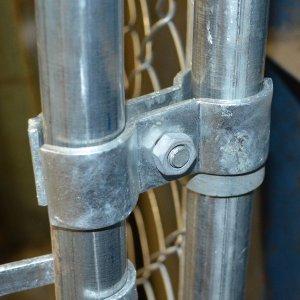 画像1: カリフォルニアフェンス専用クランプ(2個セット)