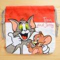 アメリカンキャラ巾着袋(S) トムとジェリー Tom and Jerry *メール便可
