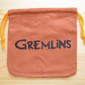 画像2: アメリカンキャラ巾着袋(S) ギズモ Gizmo *メール便可