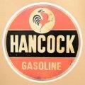 ガレージステッカー Hancock ハンコック シール アメリカン *メール便可