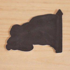 画像2: 磁石 REBEL CONFED FLAG WAVY マグネット *メール便可