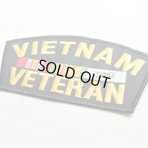 画像2: ミリタリーワッペン Vietnam Veteran ベトナムベテラン *メール便可