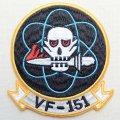 ミリタリーワッペン VF-151 アメリカ海軍 *メール便可