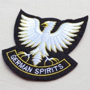 画像2: ミリタリーワッペン German Spirits ドイツ軍 *メール便可