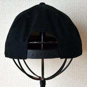 画像4: 帽子/キャップ オットー Otto フラットバイザー コットンツイル(ブラック)