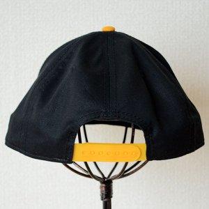 画像4: 帽子/キャップ オットー Otto フラットバイザー コットンツイル(イエローゴールド×ブラック)