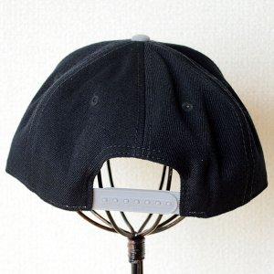 画像4: 帽子/キャップ オットー Otto フラットバイザー ウールブレンド(ライトグレー×ブラック)