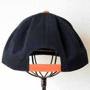 画像4: 帽子/キャップ オットー Otto フラットバイザー ウールブレンド(オレンジ×ブラック)