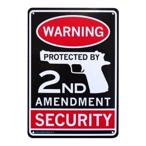 看板/プラサインボード  国民が武器を保有する権利