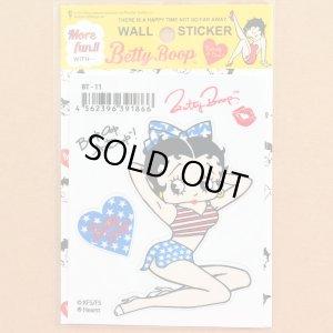 画像1: ステッカー/シール ベティブープ Betty Boop(USA) *メール便可