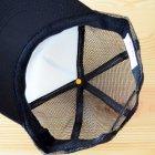 他の写真1: 帽子/メッシュキャップ トラックブランド Bronx(ブラック&ホワイト)