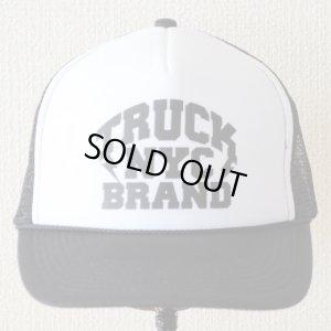 画像2: 帽子/メッシュキャップ トラックブランド Bronx(ブラック&ホワイト)