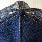 他の写真1: 帽子/メッシュキャップ トラックブランド Shield(デニム)