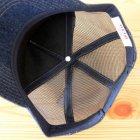 他の写真2: 帽子/メッシュキャップ トラックブランド Shield(デニム)