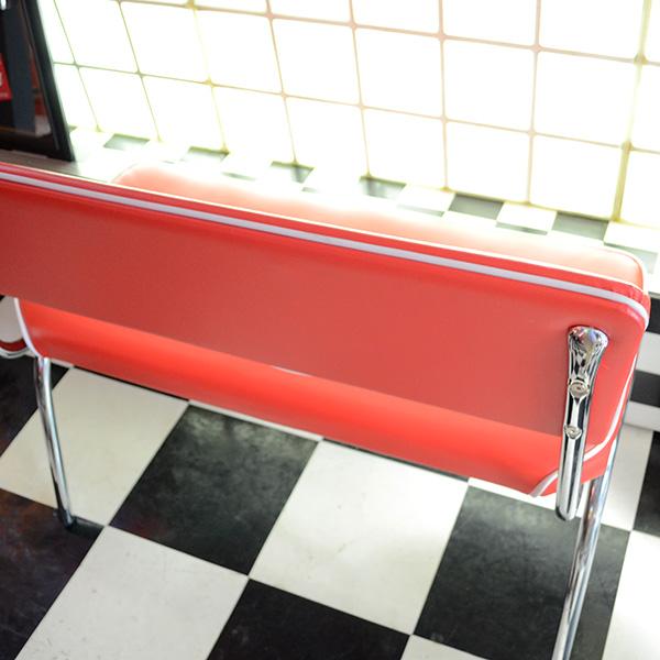 [送料無料] ベンチシート Coca-Cola コカコーラ 椅子 ダイニングベンチ