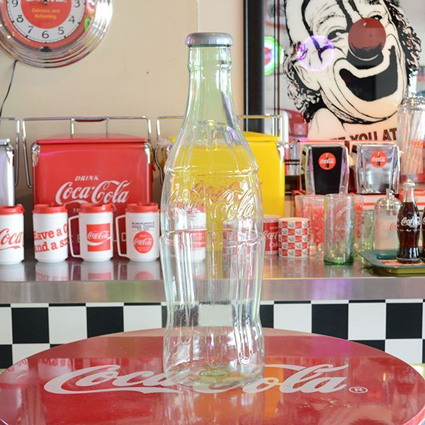 貯金箱 コカコーラ coca cola ビン形 ビッグボトルコインバンク
